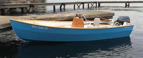 sam devlin boat building devlin candlefish 16 graceful boats wooden boats