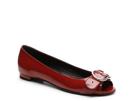 Flat Shoes Gucci W3581 Sale Tawar By Chat Grosir sale gucci patent leather interlocking g flat dsw
