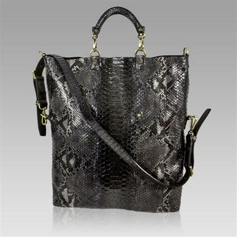 Clutch Slingbag Ysl 3255 C2 ghibli onyx black python leather tote convertible bag ghibli onyx black python leather tote
