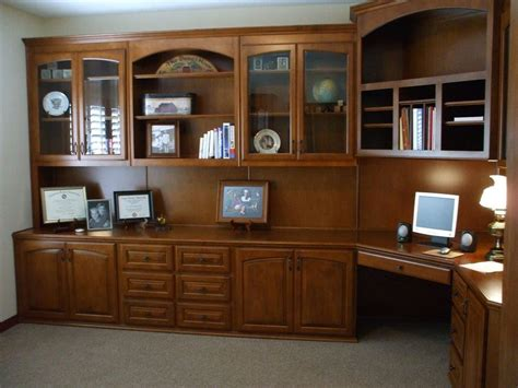 Custom Home Office Cabinets Cabinet Wholesalers Home Office Furniture Desks
