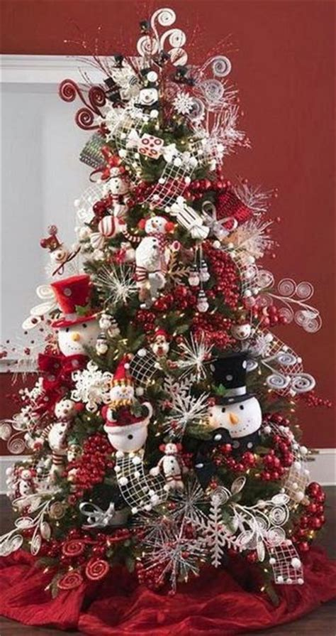pretty decorated christmas trees 70 beautiful tree decoration ideas club