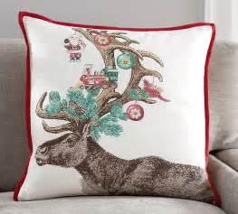 cuscini di natale addobbi natalizi di design tante idee e suggerimenti