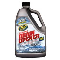 home depot drain cleaner zep 1 gal professional strength drain cleaner zuprdo128
