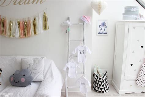 chambre bébé pastel chambre scandinave bebe