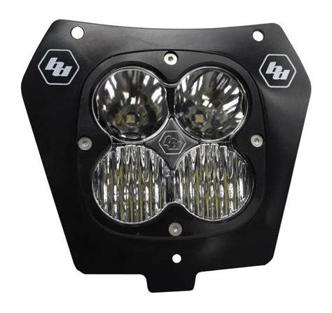 2014 Ktm Headlight Baja Designs Xl Pro Led Headlight Kit Ktm 350cc 500cc 2014