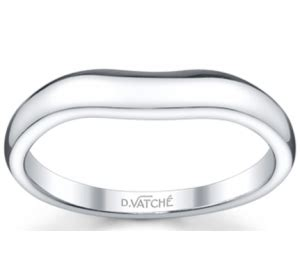 Wedding Bands 200 by Engagement Rings Vatche Matching X Prong Wedding Band