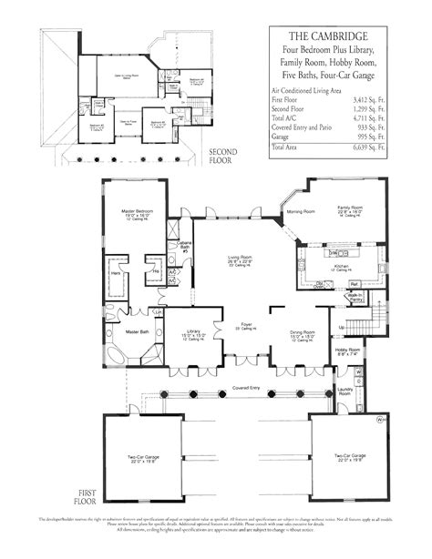 vehicle floor plan house plans with 4 car garage