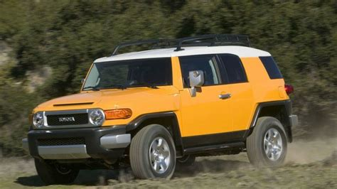 toyota cruiser 2007 2007 toyota fj cruiser photo