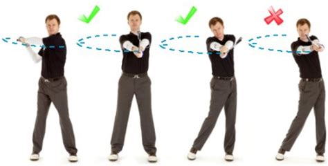no hands golf swing golf drill for correct hand rotation free online golf tips
