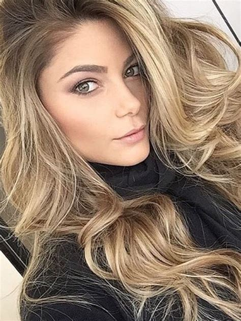 beautiful brunette hair with platinum highlights pictures hot trebd 2015 beautiful beauty blonde blonde hair fashion green