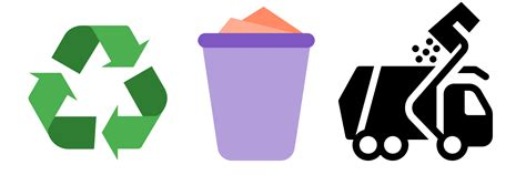 android empty trash empty trash icon free png and vector