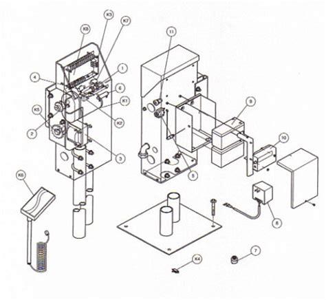 Overhead Door Operator Parts Chamberlain Compatible Garage Door Opener Parts Gate Operator Parts