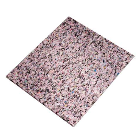 future foam   thick  lb density carpet cushion