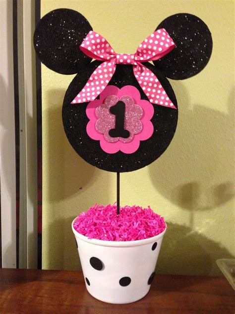 Minnie Mouse St Birthday Decorations by 25 Beste Idee 235 N Minnie Mouse Feestje Op