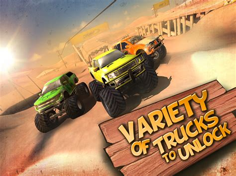 monster truck 3d racing games 3d monster truc 1mobile com