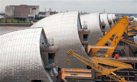 thames barrier rising sea levels sea levels rising too fast for thames barrier the