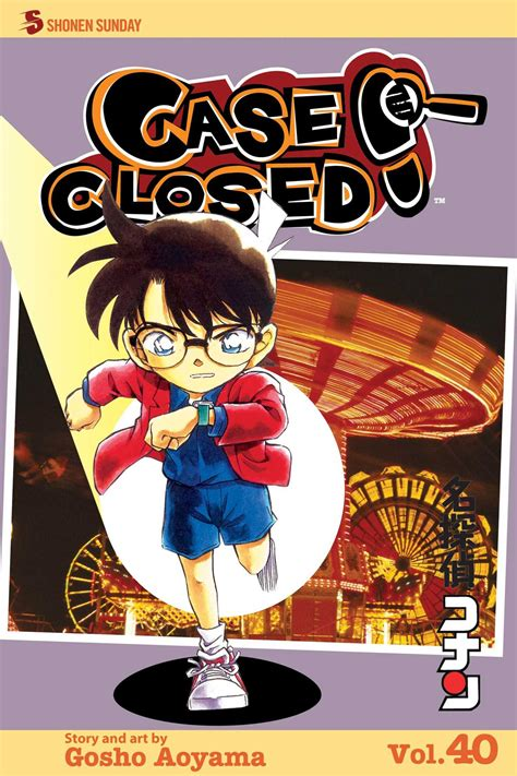 unfound the season 1 cases volume 2 books closed vol 40 book by gosho aoyama official