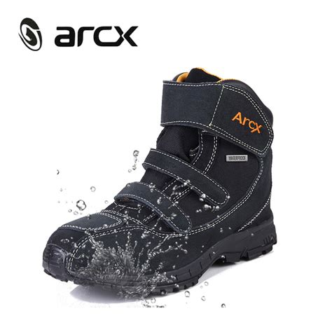 motorcycle cruiser shoes arcx motorcycle riding boots genuine cow suede leather