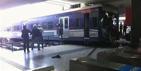 Imagenes Impactantes Del Accidente De Once | las impactantes im 225 genes del accidente ferroviario de once