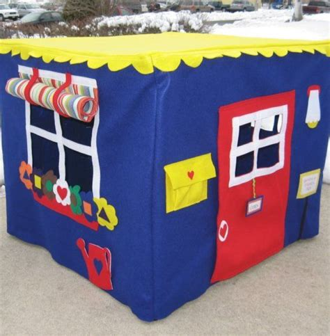 25 best ideas about card table playhouse on