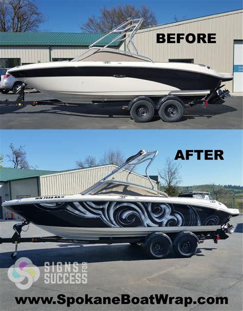 Watercraft Signs For Success Jet Ski Wrap Templates