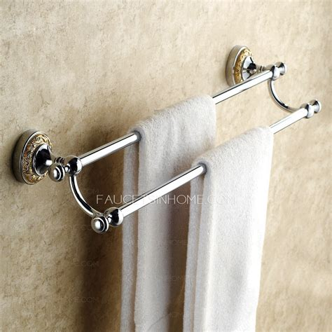 bathroom towel rod bathroom towel rods 28 images modern silver single