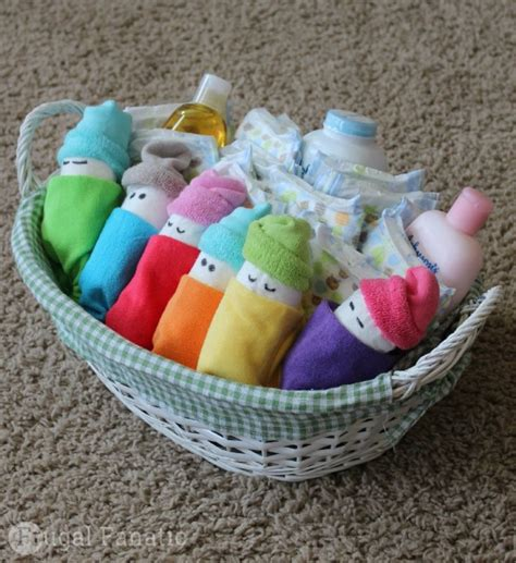 Handmade Baby Baskets - 42 fabulous diy baby shower gifts page 4 of 8 diy