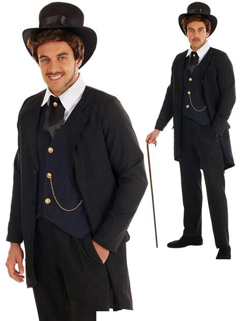 mens gentleman costume historical fancy dress