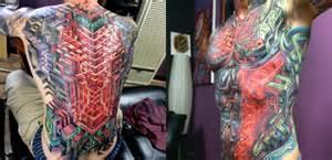 analog tattoo 10 expert biomechanical tattoo artists scene360