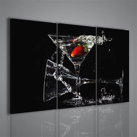 quadri arredo quadri moderni drink cocktail sta su tela arredamento