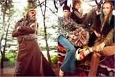 Wst 14788 Woolen Set Top Skirt vogue suggestions vogue it