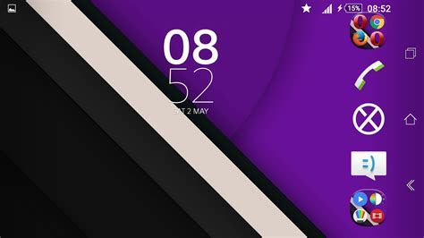 play store themes free download lollipop purple reloaded theme android apps on google play