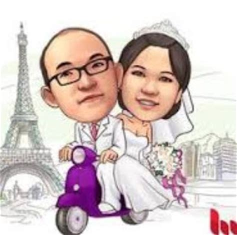 Animasi Wedding by Contoh Gambar Karikatur Wedding Karikatur Kartun Pre