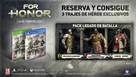 see sp bonus 2016 for honor pre order bonus