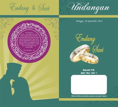 desain undangan pernikahan islami gratis 25 desain undangan pernikahan muslim terpopuler 2018