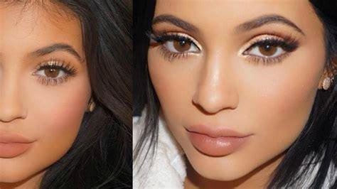 eyeliner tutorial kylie jenner kylie jenner makeup tutorial youtube