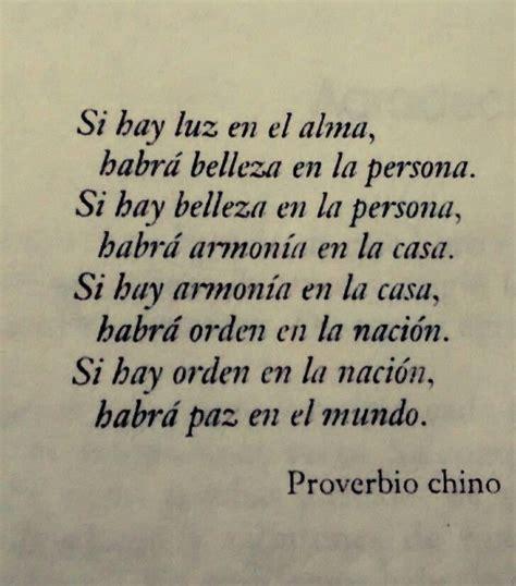 proverbio arabe citas y reflexiones proverbio chino consciencia y reflexi 243 n pinterest