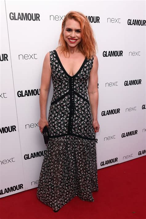 Glamours Of The Year Awards by Billie Piper At Of The Year Awards In