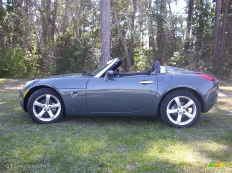 pontiac solstice colors 2008 sly gray pontiac solstice roadster 27325099