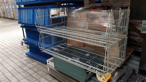 offerte scaffali cesti metallo porta offerte scaffali usati compravendita