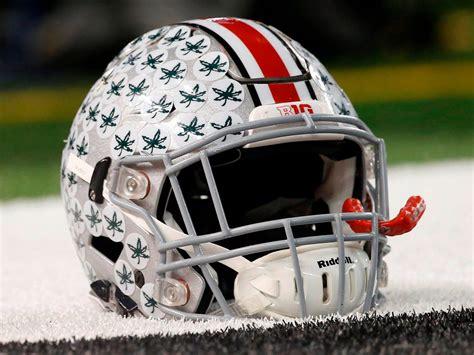 Ohio State Buckeye Helmet Stickers
