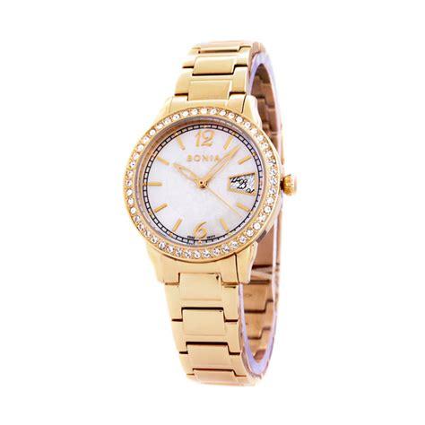 Jam Tangan Bonia 5069 Gold jual bonia bnb10171 2255s gold jam tangan wanita harga kualitas terjamin blibli