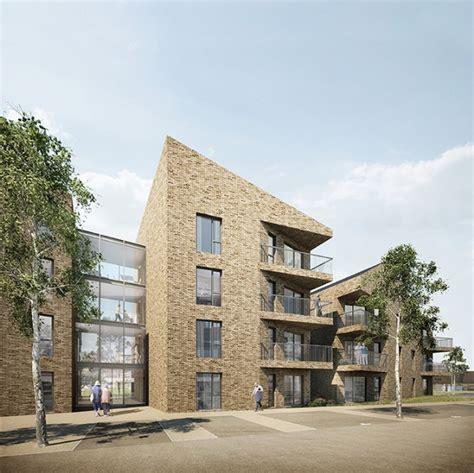 elderly housing bell phillips architects wins planning for elderly housing news building design