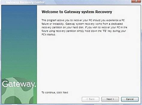 resetting windows vista to factory settings reset windows vista to factory settings gateway