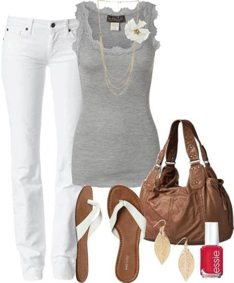 combinations for 30 casual summer