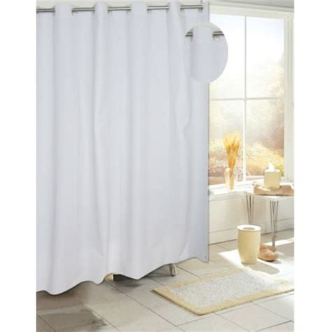 hotel shower curtains hookless hotel quality hookless shower curtains curtain