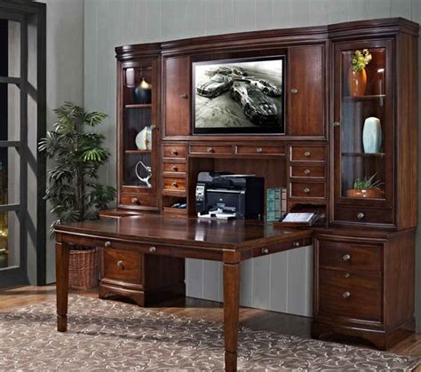 partner desk with hutch the world s catalog of ideas