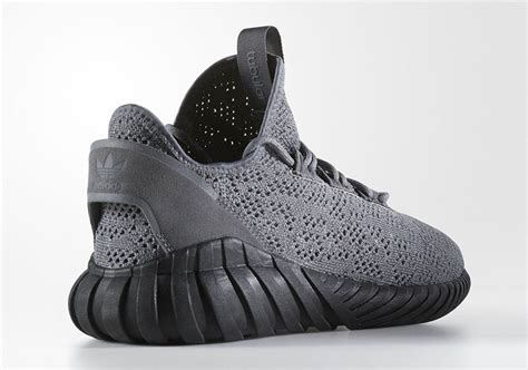 Harga Adidas Tubular adidas tubular doom soc grey black by3564 sneakernews