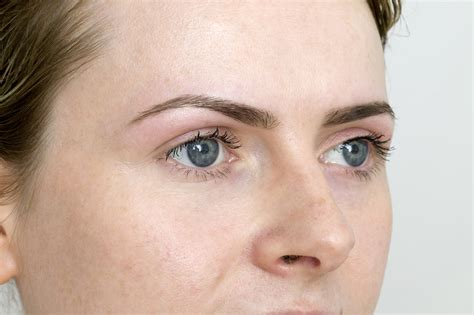tattoo hd brows thin over plucked eyebrows then why not have them