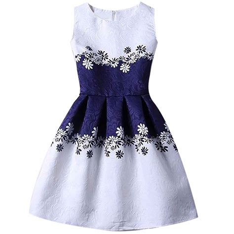 Dress Flower Princess flower princess dress clothing for clothes dresses summer winter 2017 casual wear